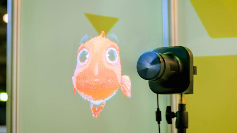 Hologramm-Projektor: Mieten oder kaufen?